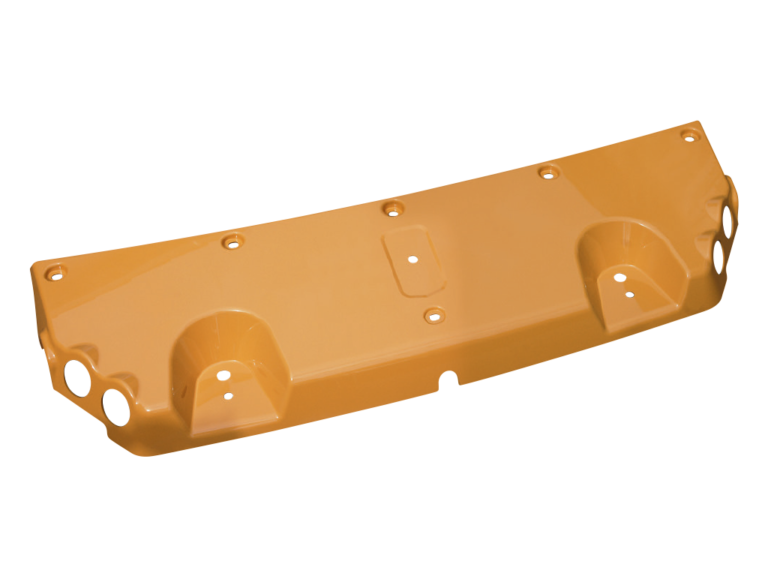 Roof element for industrial vehicle - NeaForma