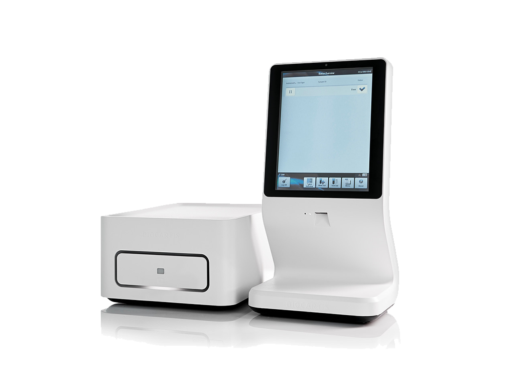 Housing for DNA analysis instrument - NeaForma